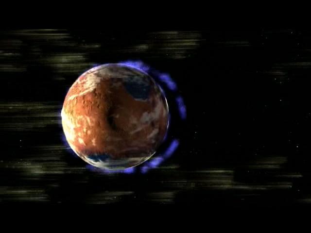 MAVEN: Mission to Mars // Communicating geophysics