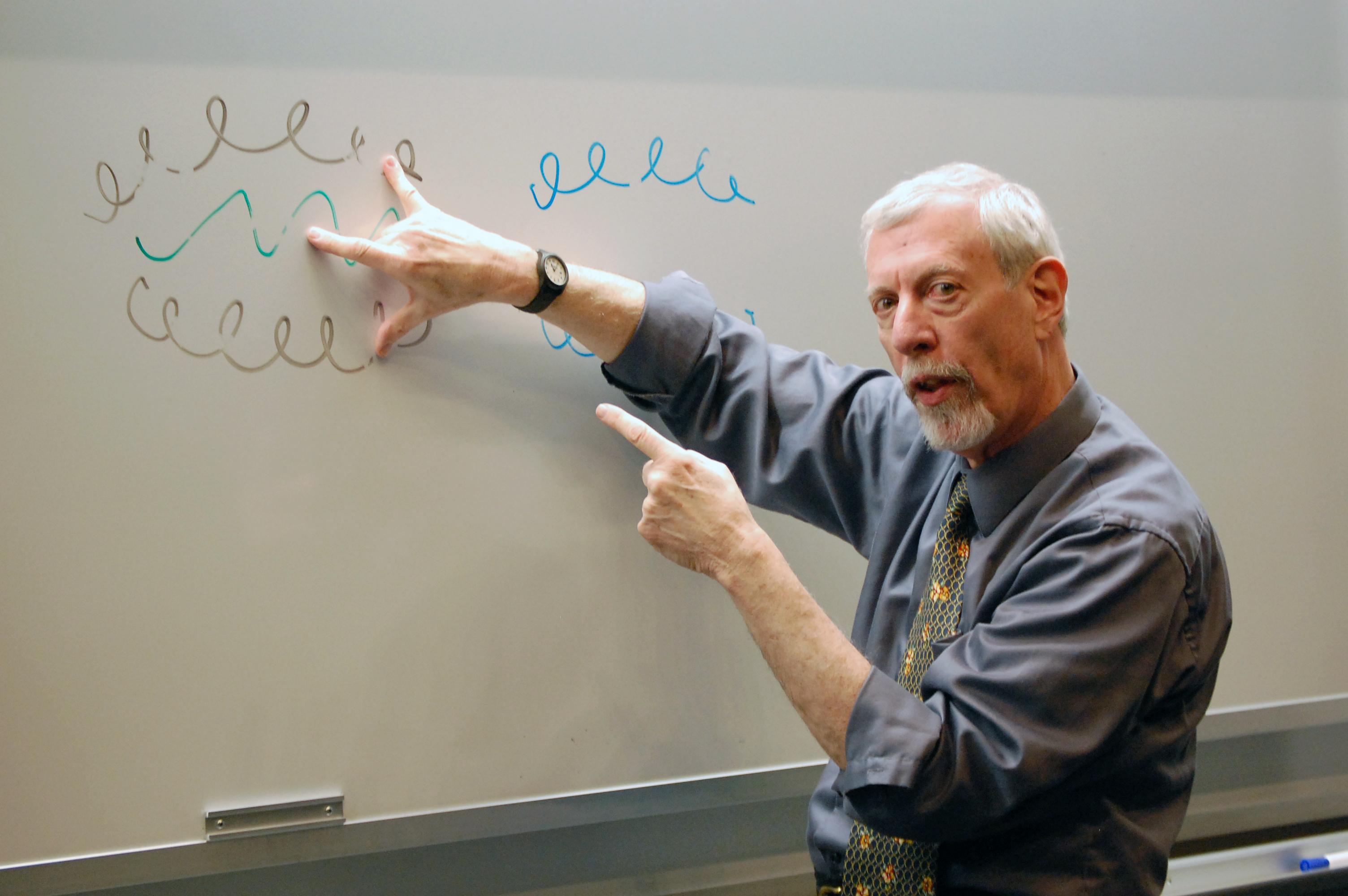 CU Medical Professor Shares Love of Science