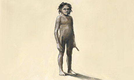Cavemen Stayed Local while Women Left Home
