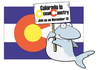 Colorado & Oceans // Nitrogen & Snails