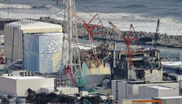 Fukushima Cleanup // Space Debris