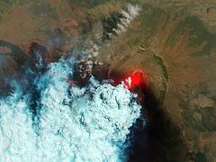 Volcanoes & the Atmosphere // Traffic in Beijing