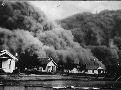 The Dust Bowl / Population Growth