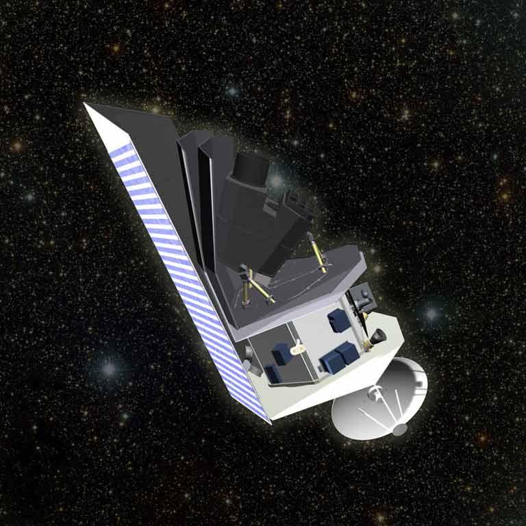 Robert Arentz – Asteroid Impact Hazards & Ball Aerospace