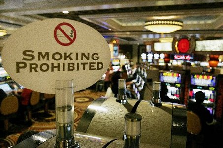 Smoke Free Casinos Reduce 911 Calls // Mirrors and Water = Hydrogen Fuel