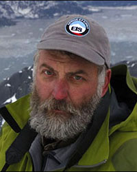 Tad Pfeffer was a lead author on the IPCC AR5 chapter about sea level rise. Photo: James Balog