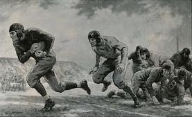 Newton's Football // Strontium Clock