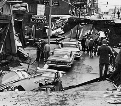1964 Alaska Earthquake // Neuroscience of Dying