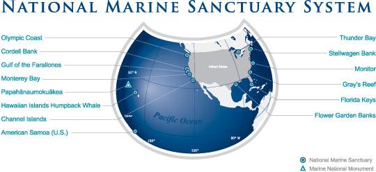The Ocean Is Us #3 : Marine Sanctuaries