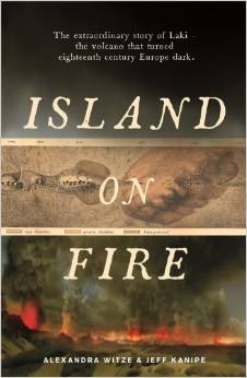 Island On Fire book cover