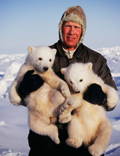 Polar Bears // Climate Scientists