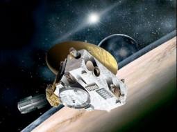 newhorizons nearing Pluto