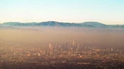 Los Angeles Smog. Image Courtesy of Clean Air Coalition