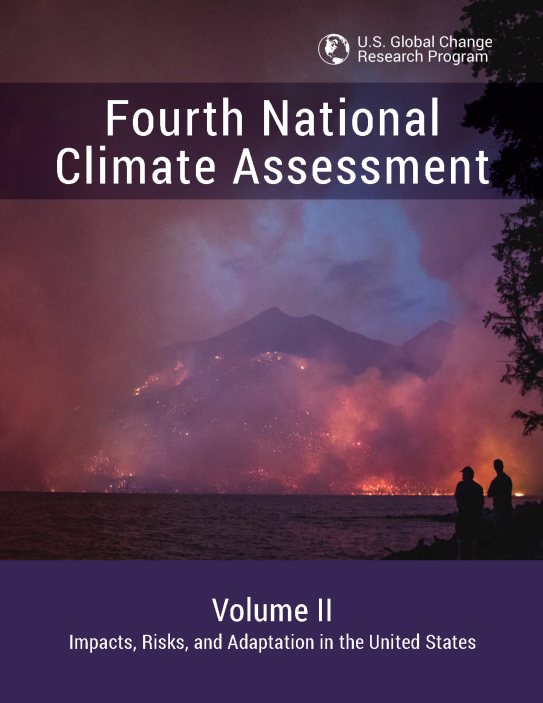National Assessment on Climate Change