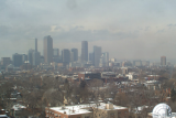 Denver ozone pollution
