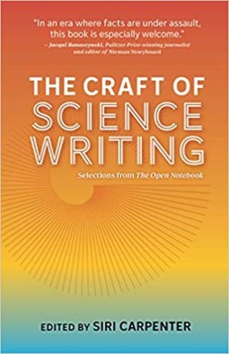 cover image Craft of Science Writing
